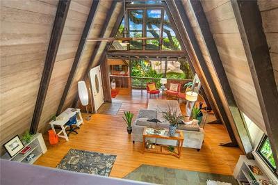 Single Family Home For Sale: 45-237 Kokokahi Place