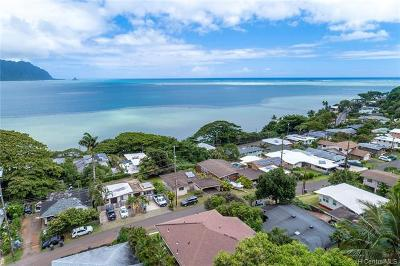 Kaneohe Single Family Home For Sale: 47-171 Iuiu Street