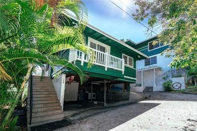 Single Family Home For Sale: 1649a 10th Avenue