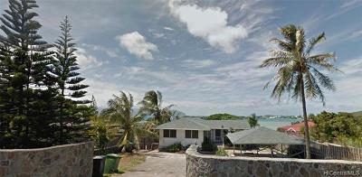 Kaneohe Single Family Home For Sale: 44-287 Kaneohe Bay Drive