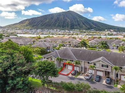 Condo/Townhouse For Sale: 7182 Hawaii Kai Drive #228