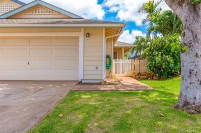 Waianae Single Family Home For Sale: 87-414 Kulahanai Street