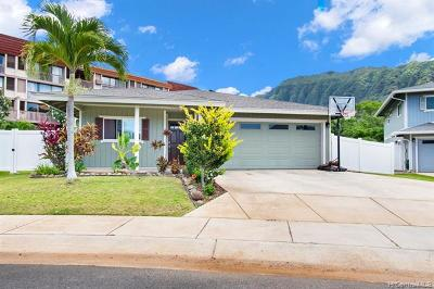 Waianae Single Family Home For Sale: 84-575 Kili Drive #30