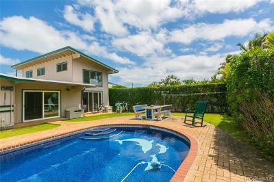 Kailua Single Family Home For Sale: 236 Kakahiaka Street