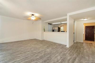 Aiea Condo/Townhouse For Sale: 98-400 Koauka Loop #404