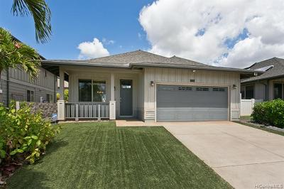 Kapolei Single Family Home For Sale: 92-2037 Kulihi Street