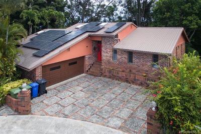 Wahiawa Single Family Home For Sale: 194 Dole Road