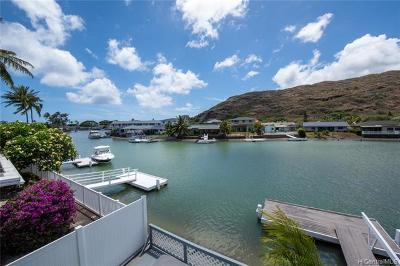 Single Family Home For Sale: 624 Kumukahi Place