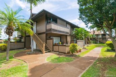 Condo/Townhouse For Sale: 91-1039 Puamaeole Street #3T