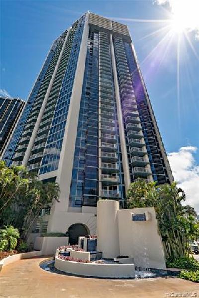 Honolulu Condo/Townhouse For Sale: 1212 Nuuanu Avenue #2705