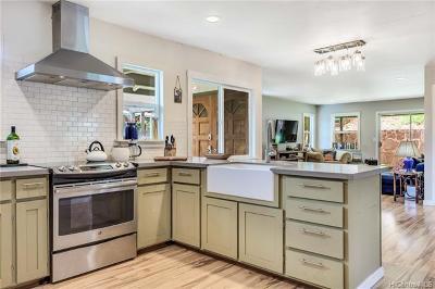 Single Family Home For Sale: 94-1117 Kaaholo Street