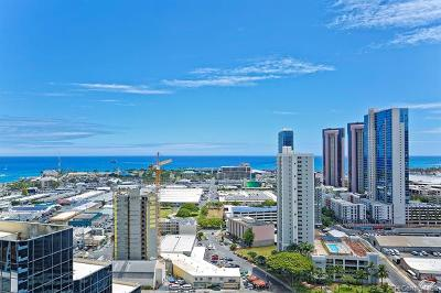 Honolulu HI Condo/Townhouse For Sale: $625,000