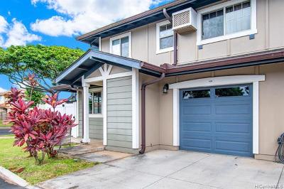 Kapolei Condo/Townhouse For Sale: 91-1253 Kamaaha Avenue #1106