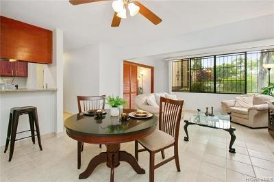 Condo/Townhouse For Sale: 3741 Kanaina Avenue #145