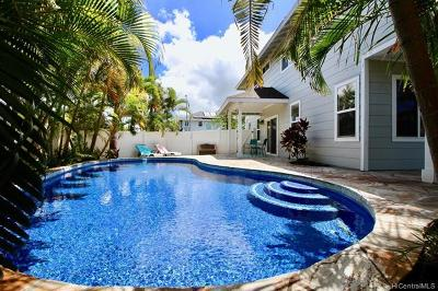 Single Family Home For Sale: 91-1260 Kaiopua Street