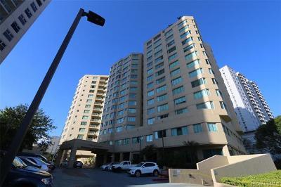 Honolulu County Condo/Townhouse For Sale: 1314 Kalakaua Avenue #1110