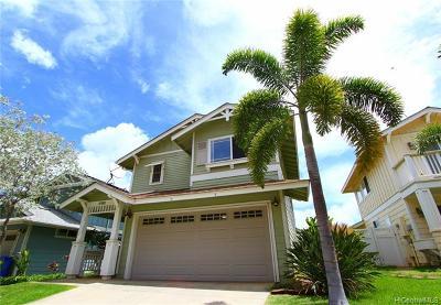 Waianae Single Family Home For Sale: 87-1022 Kaipoi Street