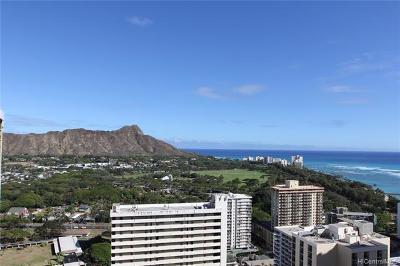 Honolulu Condo/Townhouse For Sale: 201 Ohua Avenue #3605 T1