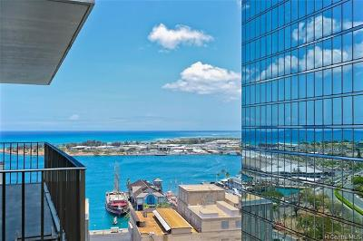 Honolulu Condo/Townhouse For Sale: 225 Queen Street #22C