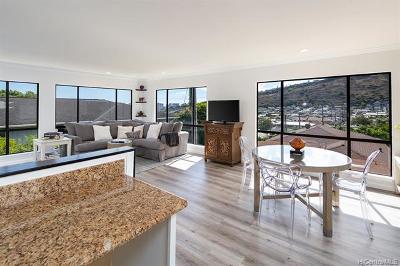 Honolulu Single Family Home For Sale: 1751 10th Avenue #A