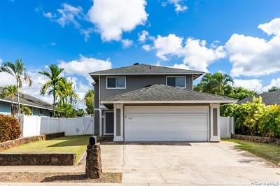 Ewa Beach Single Family Home For Sale: 91-104 Haiea Place