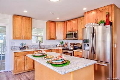 Single Family Home For Sale: 92-861 Palailai Street