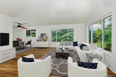 Single Family Home For Sale: 47-144 Hui Oo Place #14