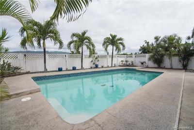 Ewa Beach Single Family Home For Sale: 91-1074 Anaunau Street