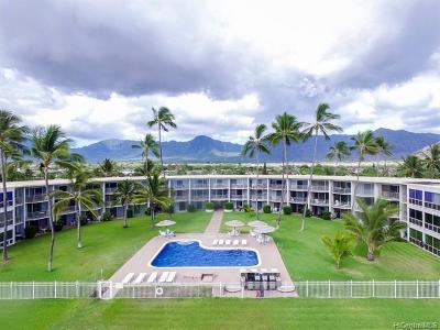 Honolulu County Condo/Townhouse For Sale: 87-561 Farrington Highway #317