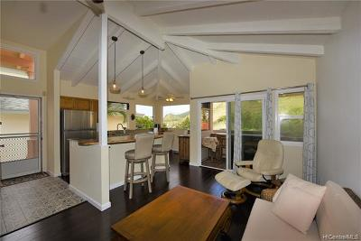 Honolulu Single Family Home For Sale: 1457 Honokahua Street
