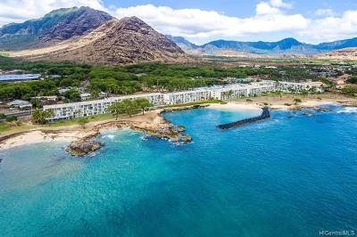 Waianae Condo/Townhouse For Sale: 85-175 Farrington Highway #A109