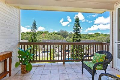 Mililani Condo/Townhouse For Sale: 95-968 Wikao Street #H203