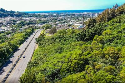 Honolulu Residential Lots & Land For Sale: Likelike Highway