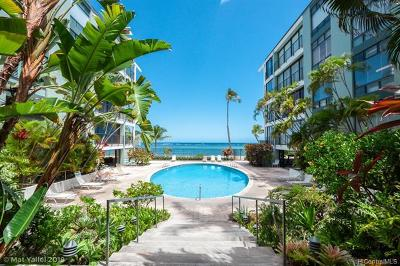 Honolulu Condo/Townhouse For Sale: 4999 Kahala Avenue #265