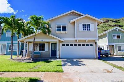 Single Family Home For Sale: 87-1049 Huamoa Street