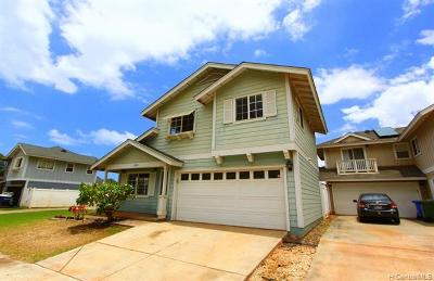 Waianae Single Family Home For Sale: 87-1100 Oheohe Street
