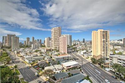Condo/Townhouse For Sale: 2499 Kapiolani Boulevard #1400