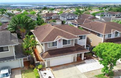 Waipahu HI Single Family Home For Sale: $749,000