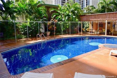 Honolulu HI Condo/Townhouse For Sale: $98,000
