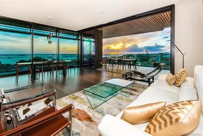 Honolulu Rental For Rent: 1388 Ala Moana Boulevard #2701