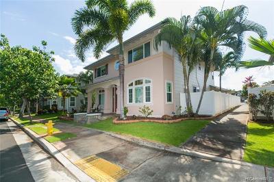 Ewa Beach Single Family Home For Sale: 91-1059 Kaiko Street