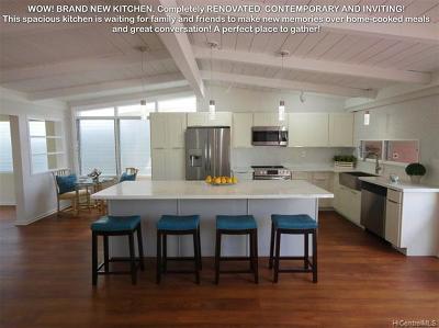 Pearl City Single Family Home For Sale: 1624 Hoolehua Street
