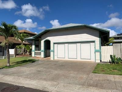 Mililani Single Family Home For Sale: 95-234 Hoailona Place