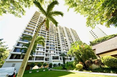 Condo/Townhouse For Sale: 6710 Hawaii Kai Drive #1112