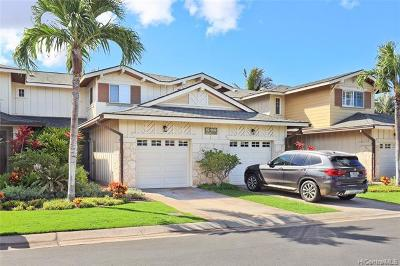 Kapolei Condo/Townhouse For Sale: 92-1109c Koio Drive #M21-3