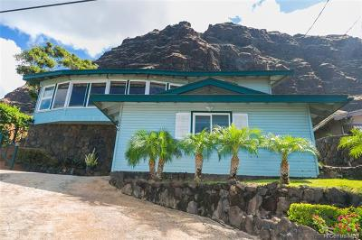 Waianae Single Family Home For Sale: 87-1230 Farrington Highway