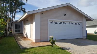 Waipahu Single Family Home For Sale: 94-1168 Eleu Street