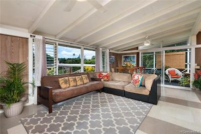 Kaneohe Single Family Home For Sale: 45-088 Lilipuna Road