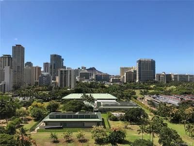Honolulu Condo/Townhouse For Sale: 1920 Ala Moana Boulevard #1403