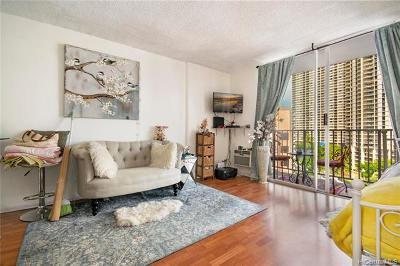Honolulu HI Condo/Townhouse For Sale: $89,000